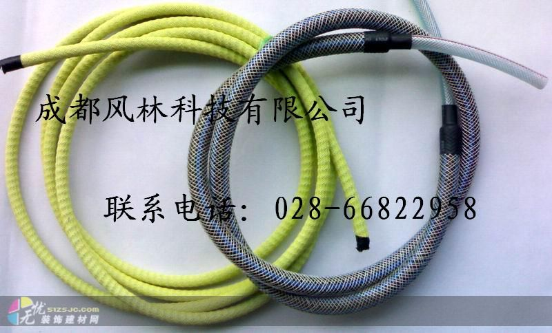 UPVC双壁波纹管-管材